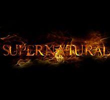 supernatural logo season 2 by supernaturalmgc