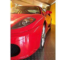 Ferrari Vision Photographic Print