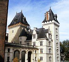 The Château de Pau by Alison Cornford-Matheson