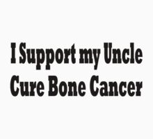 Bone Cancer Baby Tee