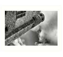 Castle of Fenis, Tower - Italy Art Print