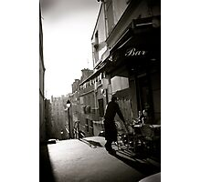 The Montmartre Cafe Photographic Print