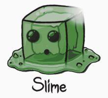 Slime Minecraft One Piece - Short Sleeve