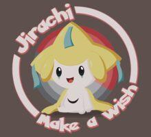 Jirachi - Make a Wish by MidnyteSketch