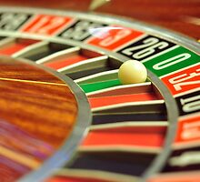 roulette wheel by tony4urban