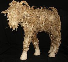 Feral Goat II by Cameron Hampton
