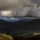 The Three Sisters Echo Point Katoomba The Blue Mountains  HDR by DavidIori