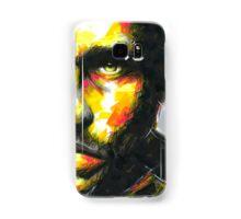 HALF Original Ink & Acrylic Painting Samsung Galaxy Case/Skin
