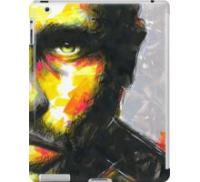 HALF Original Ink & Acrylic Painting iPad Case/Skin