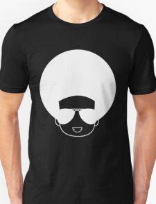 Afro smile (white) T-Shirt