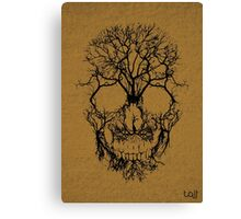 Tait Design | Dead Trees  Canvas Print