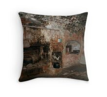 Want some dinner Throw Pillow