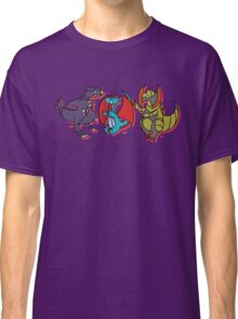 Dragon Party Classic T-Shirt