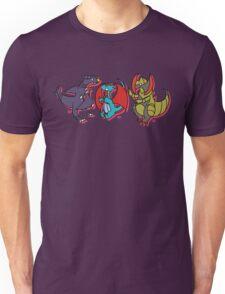 Dragon Party Unisex T-Shirt