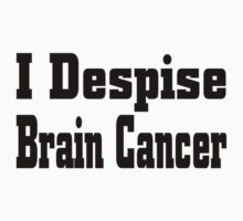 Brain Cancer One Piece - Short Sleeve