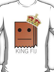 """Mr fijiwiji """"King Fij"""" shirt T-Shirt"""