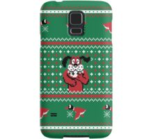 Festive Duck Hunt Sweater Samsung Galaxy Case/Skin