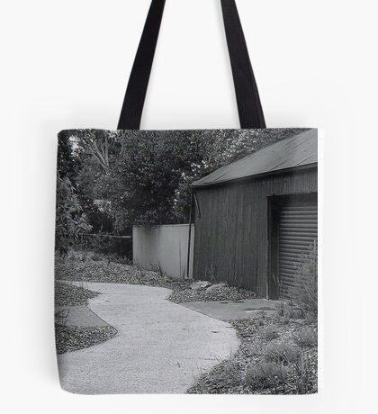 Historic Pathway Tote Bag