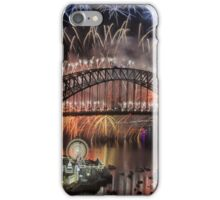 What a Blast - Sydney New Years Day 2015  iPhone Case/Skin
