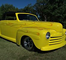 1946 Ford Convertible Custom by TeeMack