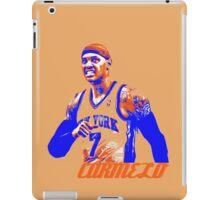 CARMELO NEW DESIGN iPad Case/Skin