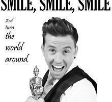 Danny Jones - 'Smile' by Tabby-Ninja558