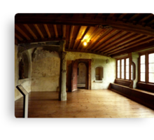 A Room at the Kloster St. Georgen Canvas Print