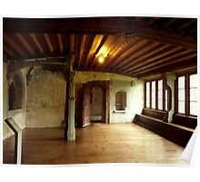 A Room at the Kloster St. Georgen Poster