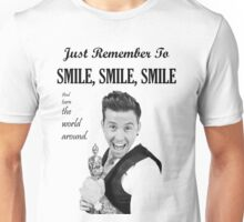 Danny Jones - 'Smile' Unisex T-Shirt