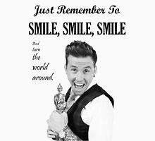 Danny Jones - 'Smile' Unisex T-Shirt