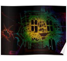 Spiderwebs of Doom Poster
