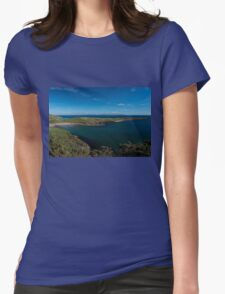 Muckross Head, Donegal, Ireland Womens Fitted T-Shirt