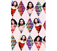 Froot Girl Photographic Print