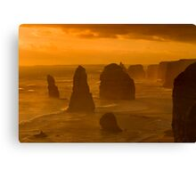 Twelve Apostles Sunset Canvas Print