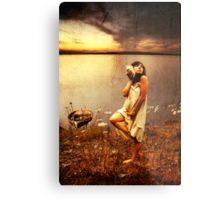 A Lonely Year Without You... Metal Print