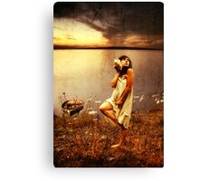 A Lonely Year Without You... Canvas Print