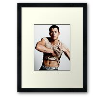 Nick Jonas Framed Print
