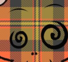 Confused Tako-Chan Sticker
