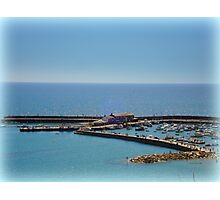 Harbour View Photographic Print