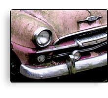 Pink Smile Canvas Print