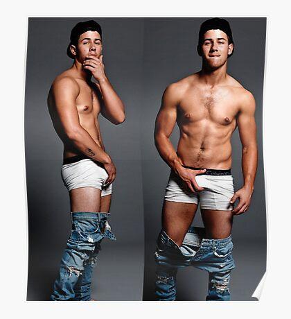 Nick Jonas Poster