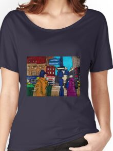 6th Americas Women's Relaxed Fit T-Shirt