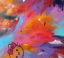 hello kitty by kylerbarnes