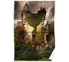 Castle Turret Poster