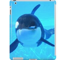 Silly Whale iPad Case/Skin