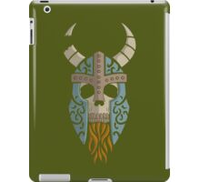 Old Bones- Draugr (colour) iPad Case/Skin