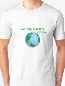 Earth Citizen T-Shirt