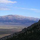 Spring Valley Mountains by elasita