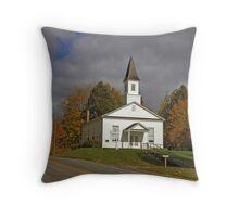 Omena Village Presbyterian Church Throw Pillow