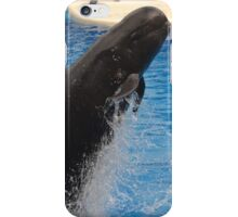 Short Finned Pilot Whale iPhone Case/Skin